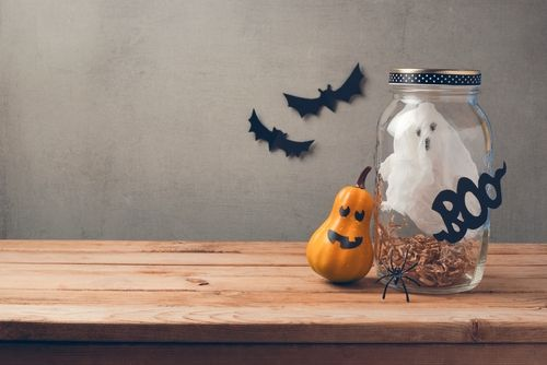DIY Halloween Home Ideas