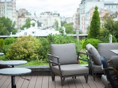 Outdoor Style: City Gardens