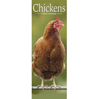 Chickens 2018 Calender