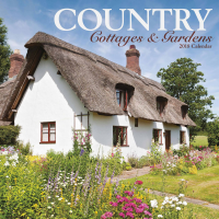 Country Cottages & Gardens 2018 Calender