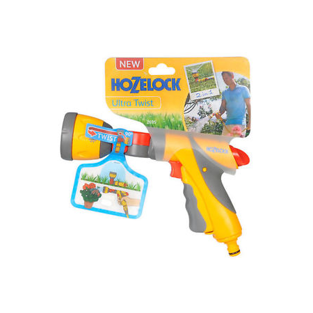 Hozelock Ultra Twist 2 in 1 spray gun