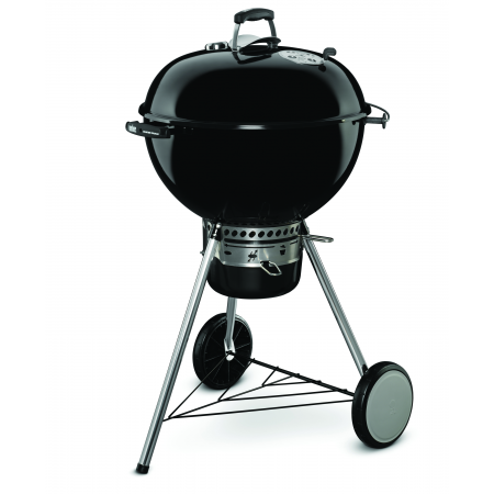 Weber 57cm Master-Touch + GBS - Black