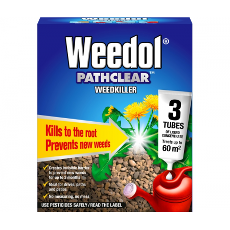 WEEDOL PATHCLEAR 3 TUBES